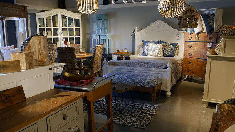 Furniture Warehouse Showroom